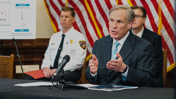 Gov. Abbott Announces Additional Services, Activities that Can Re-Open Under Phase II