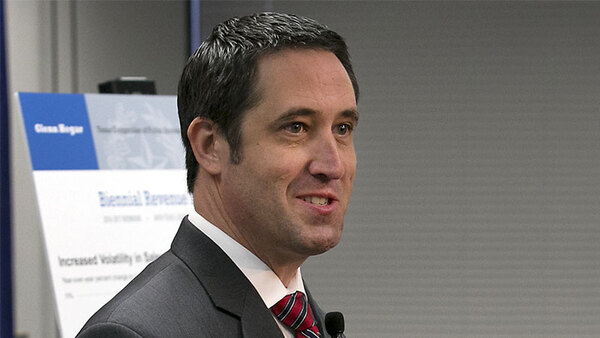 Comptroller Hegar Revises State Budget Estimate Downward,  Projects Shortfall of $4.6 Billion