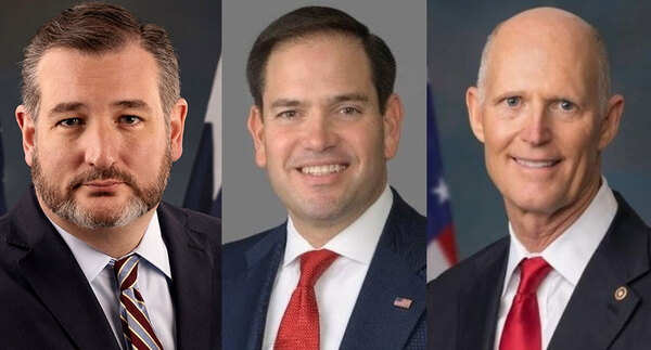 Sens. Cruz, Rubio, Scott, Colleagues Introduce Bipartisan, Bicameral American Space Commerce Act