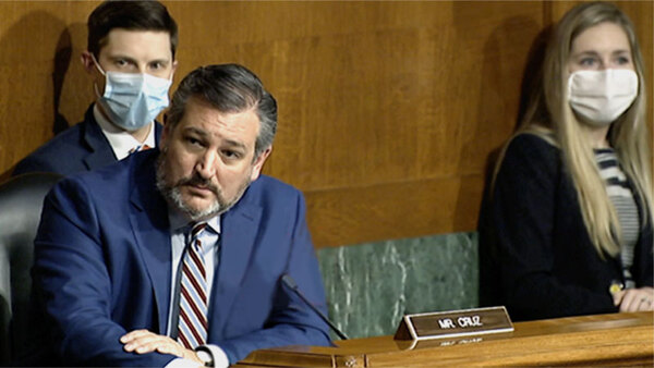 Sen. Cruz: The Chinese Communist Party Bears Enormous Responsibility for the Coronavirus Pandemic
