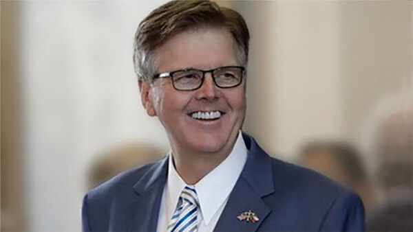 Lt. Gov. Dan Patrick: Response to Senate Democrat Caucus Letter on Confederate Monuments and Symbols