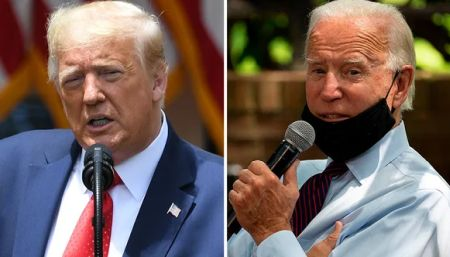 Biden's Lead Over Trump Collapses to Statistical 49%-47% Tie in New Zogby/EMI Poll