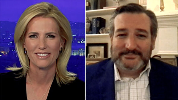 CRUZ: Given Choice Between American Men & Women and the Radical Mob, Democrats 'Side With the Mob'