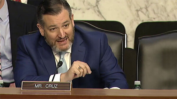 Sen. Cruz, Colleagues Reintroduce Term Limits Constitutional Amendment