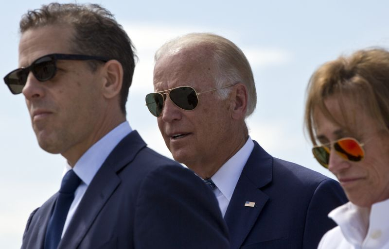 THOMAS: Biden Should Not be Allowed to Get Away with Claim  He's Being Smeared