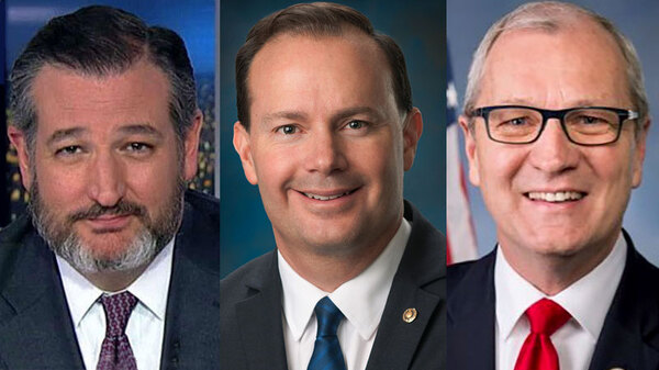 Sens. Cruz, Lee & Cramer Seek to UNSHACKLE the National Environmental Policy Act