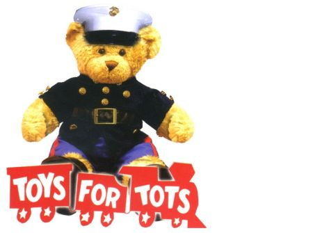 HUNTER: Toys for Tots is a Great Place to Bring the Joy of Christmas to Needy Children