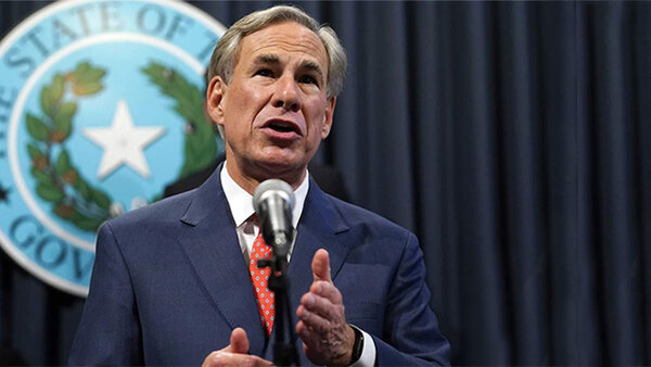 Governor Abbott Attends Operation Warp Speed Briefing, Meets With CMS Administrator At The White House