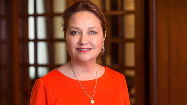Texas 1st Lady Cecilia Abbott Announces GRACE's Week of Prayer to End Human Trafficking