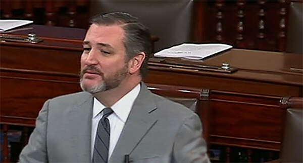Sen. Cruz Introduces School Security Enhancement Act