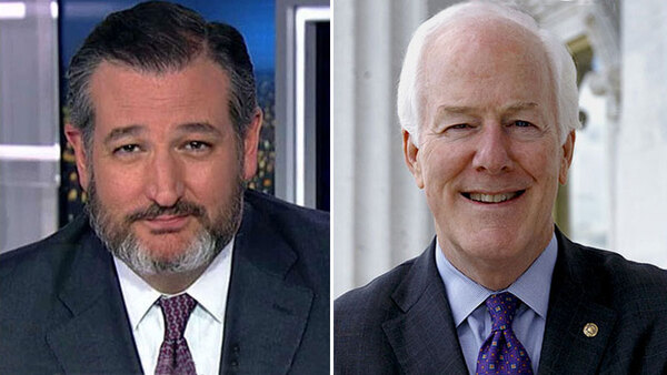 As Biden Admin Denies Press Access, Cornyn & Cruz to Lead 20 Senators on Friday Tour of Texas-Mexico Border Facilities