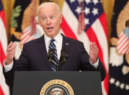 Biden Says He Won't be Distracted by Rapidly Growing Border Crises, Presses Tax Increase, Climate Change & Infrastructure Spending  Plan