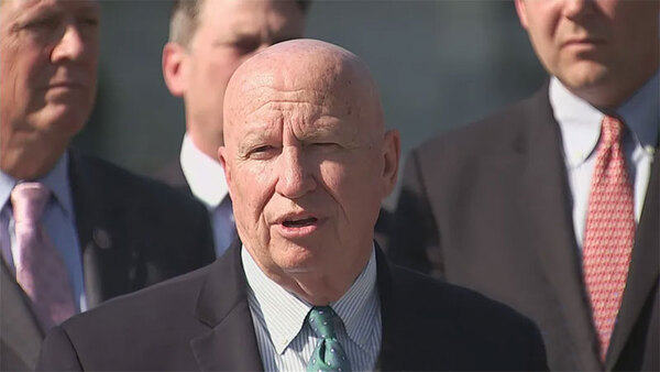CONG. KEVIN BRADY: The Biden Border Crisis Is Hurting America's Foster Care System