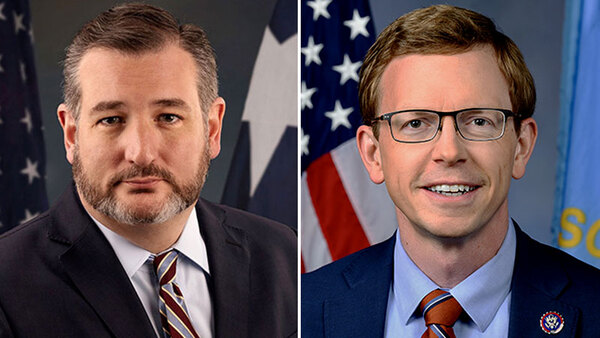 Sen. Cruz & Cong. Johnson: President's Supreme Court Commission Has No Authority to Pack Supreme Court