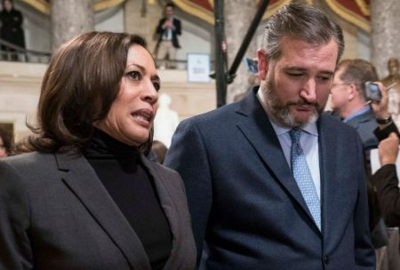 """Sen. Cruz & Cong. Gonzales on 'Border Czar' Harris's Friday Trip to El Paso: """"3 Months Overdue, Here's What She'll See..."""