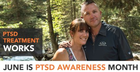 STATE REP.  HUNTER: June is National Post-Traumatic Stress Disorder (PTSD) Awareness Month – Here's What You Need to Know
