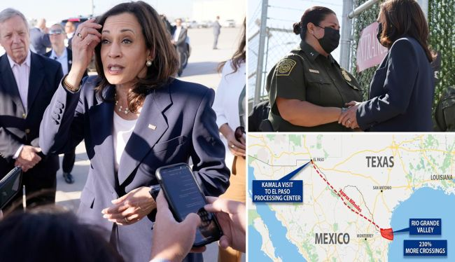 THOMAS: There Are Lies, Damn Lies... and Then There's Vice President Kamala Harris