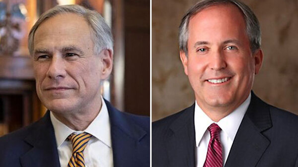 Gov. Abbott, A.G. Paxton: Homeless Camping Ban Must Be Enforced -