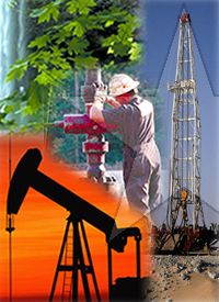 oil-gas-energy-drilling-rig-montage