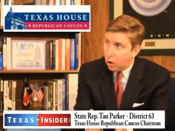 State Rep. Tan Parker: Texas House Republican Caucus for 85th Legislative Session is Organized & Ready