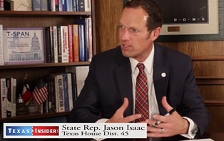 State Rep. Jason Isaac Talks: Session 2017 the Texas Conservative Coalition & STAAR Tests