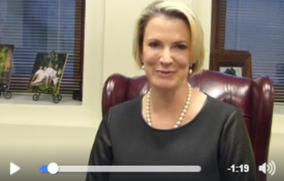 SEN. DAWN BUCKINGHAM: Today I have a message for my (Travis County) Sheriff Sally Hernandez.