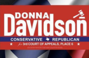 Conservative Republicans Back Donna Davidson in Race Against Libertarian-Leaning Mike Toth