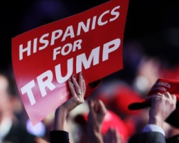 What Explains Hispanics Recent 50 Approval Rating for President Trump?