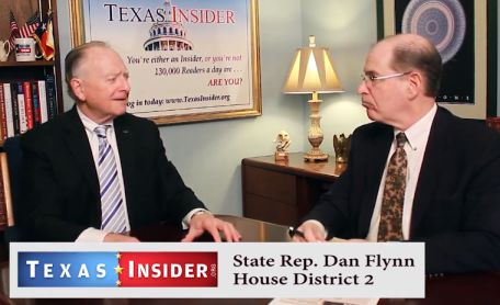 State Rep. Dan Flynn: Talk to Ranchers on the Border They Dont like to Find those Dead Bodies.