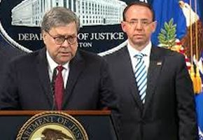 As House Dems Role Out Mueller Investigation Week Barrs Rule of Law Round 2 Begins