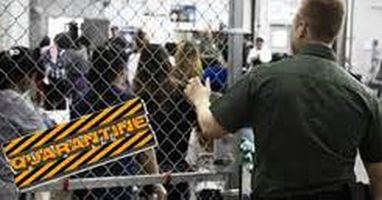 5200 Illegal Aliens Now Quarantined by ICE for Mumps & Chicken Pox Exposure