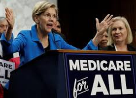 Elizabeth Warren Admits Medicare for All Would Create 2 Million Jobs Loss