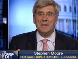 Steve Moore: How Are Americans Doing in the Trump Economy? Its a Middle-Class Boom