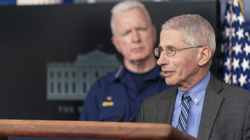 Marjorie Taylor Greene calls Fauci an 'enemy to our nation' and says he should be indicted