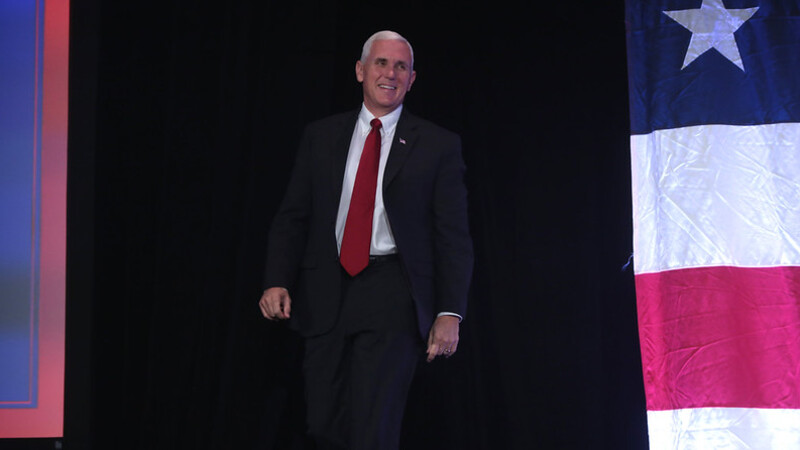 Pence Credits Rush Limbaugh for Radio, Congress, Governor, VP 'Opportunities'