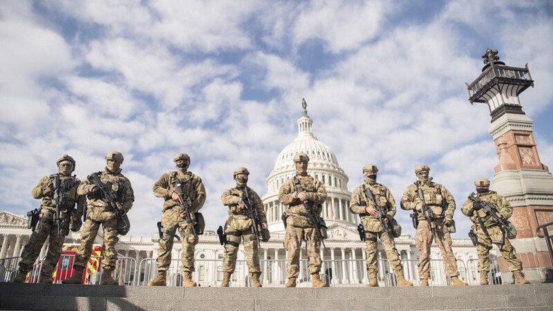 National Guard Presence On Capitol Hill Sparks Bipartisan Calls For Answers