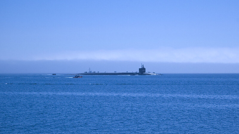 U.S. Nuclear Submarine Strikes Unidentified Object in South China Sea, Sailors Injured