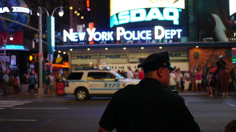 NYC shootings surged 200% last week, NYPD figures show