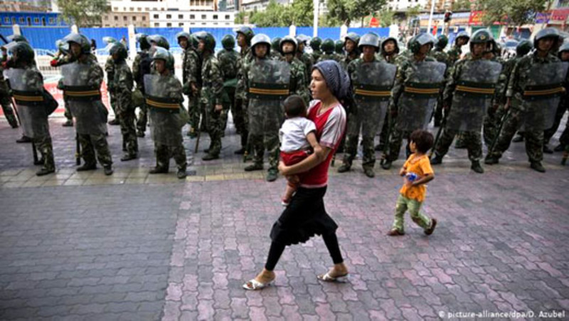 Voices at UN turn up the heat on China, and the UN, over ongoing genocide in Xinjiang