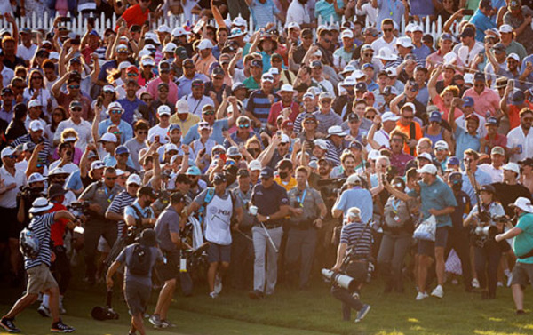 Phil Mickelson and the death of Covid hysteria at the PGA in South Carolina