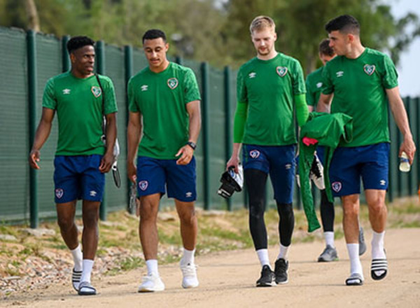 Multicultural takeover of Ireland advances via its national soccer team