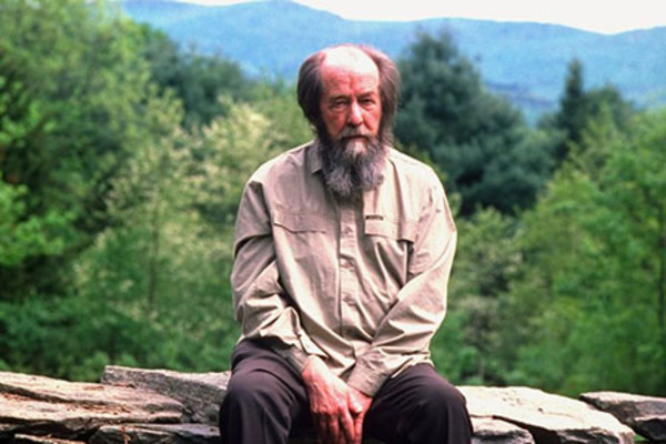 'Live not by lies': Solzhenitsyn's last letter from the USSR