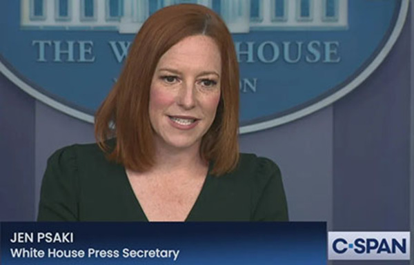 Psaki confirms Team Biden coordinates with Facebook to flag 'disinformation' on Covid