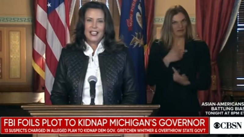 Report: FBI assets controlled nearly every aspect of Gretchen Whitmer kidnapping plot