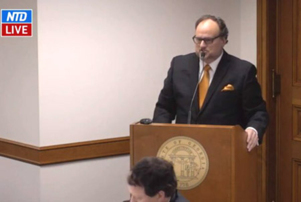 Jovan Pulitzer says he has secured funding for full forensic audit in Michigan