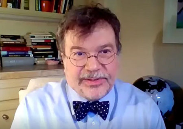 Peter Hotez denies he's financed by Gates