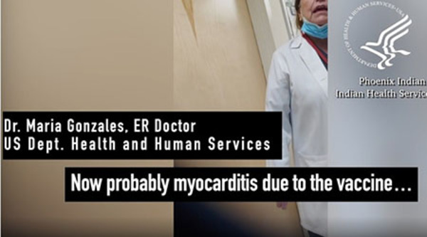 Whistleblower: U.S. HHS suppressing Covid vaccine adverse reactions; 'Evil at the highest level'