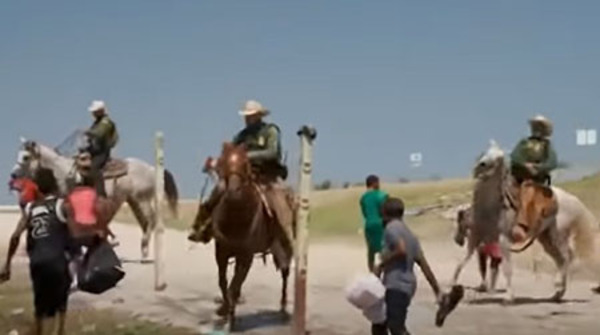 Facing national outrage, Democrats 'whip' themselves into a frenzy over border agents on horseback