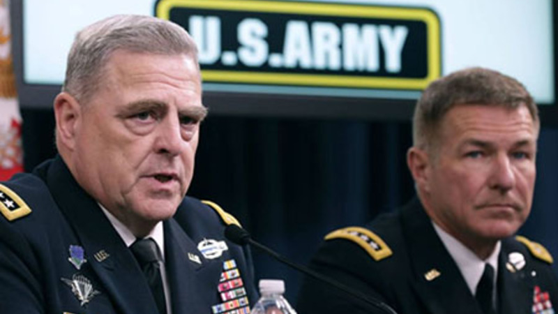 One-man insurrection? Gen. Milley put military, intel chiefs on alert to counter Trump