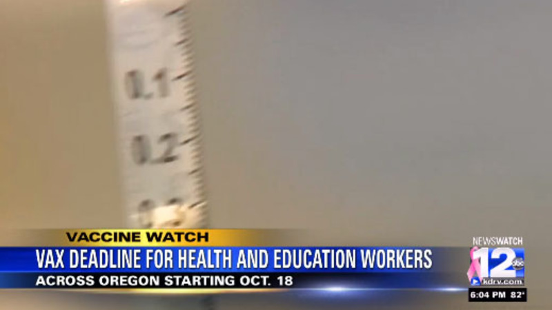 Urban-rural divide heating up as state vaccine work mandates begin to hit close to home